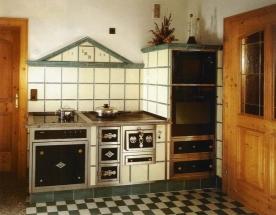 Kuchnie kaflowe galeria
